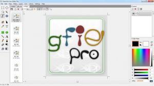 Enlarge Greenfish Icon Editor Pro Screenshot
