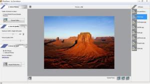 Enlarge PhotoRazor Screenshot