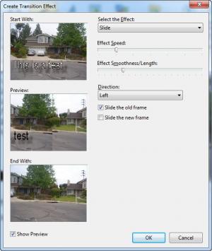 Enlarge Easy GIF Animator Screenshot
