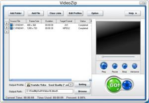 Enlarge VideoZip Screenshot