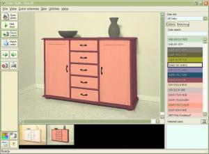 Enlarge Color Style  Studio Screenshot
