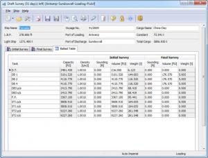 Enlarge Maritime Software Suite Screenshot
