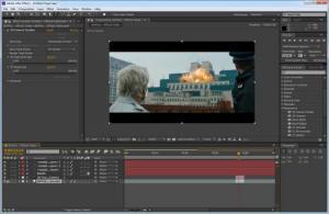 Enlarge Adobe After  Effects Screenshot
