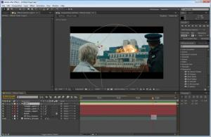 Enlarge Adobe After  Effects Screenshot
