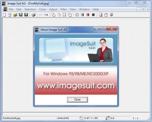 Enlarge Image  Suit Screenshot