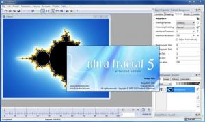 Enlarge Ultra Fractal Screenshot