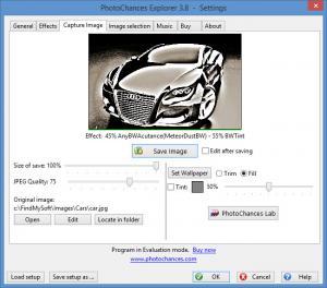 Enlarge PhotoChances Explorer Screenshot