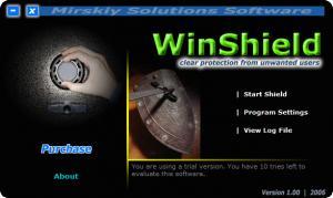 Enlarge WinShield Screenshot