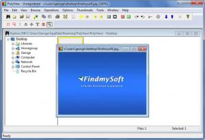 Enlarge PolyView Screenshot