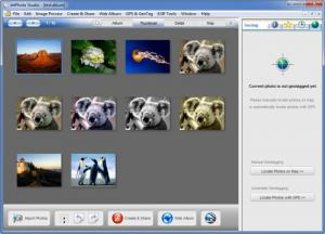 Enlarge JetPhoto Studio Screenshot
