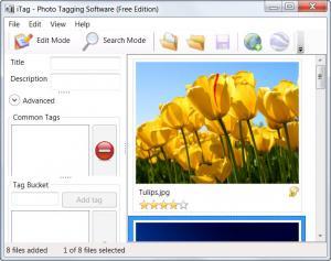 Enlarge iTag Screenshot