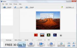 Enlarge Blubox Screenshot