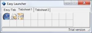 Enlarge Easy Launcher Screenshot
