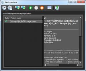 Enlarge Autopano  Pro Screenshot