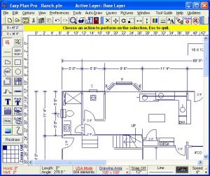 Enlarge Easy Plan Pro Screenshot