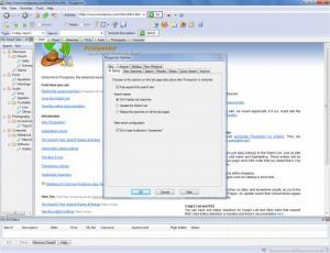 Enlarge Prospector Screenshot