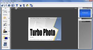 Enlarge Turbo  Photo Screenshot