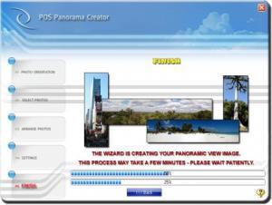 Enlarge Pos Panorama  Pro Screenshot