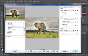 Enlarge Snap  Art Screenshot