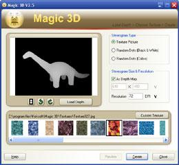 Enlarge Magic  3D Screenshot
