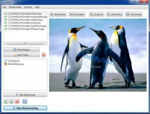 Enlarge uMark Screenshot