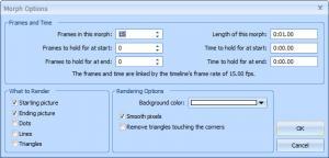 Enlarge Morpheus Photo  Warper Screenshot