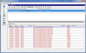 Enlarge Remove Old Files Screenshot