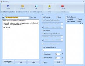 Enlarge Appointments Book Pro Screenshot