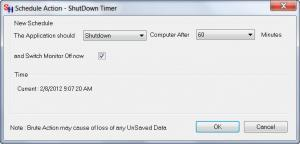 Enlarge ShutDown Timer Screenshot