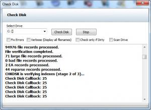 Enlarge Drive  Manager Screenshot