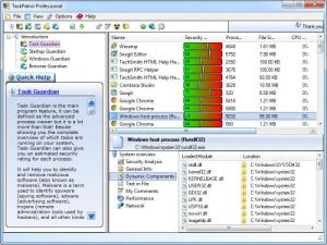 Enlarge TaskPatrol  Pro Screenshot