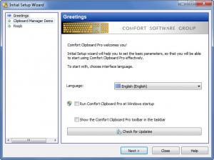 Enlarge Comfort  Clipboard Pro Screenshot