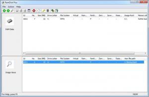 Enlarge RamDisk  Plus Screenshot