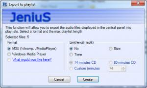 Enlarge JeniuS Screenshot