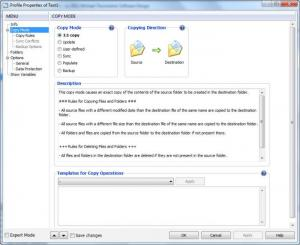 Enlarge AllSync Screenshot