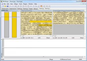 Enlarge WinMerge Screenshot