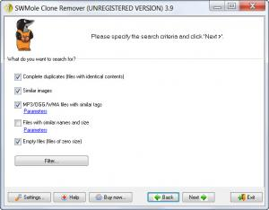 Enlarge Clone  Remover Screenshot