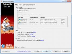 Enlarge Duplicate File  Remover Screenshot