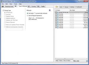Enlarge Rename  Master Screenshot