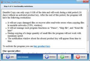 Enlarge Durable  Copy Screenshot