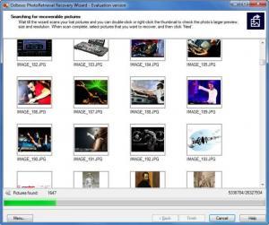 Enlarge Odboso  PhotoRetrieval Screenshot