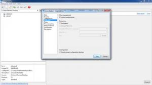 Enlarge Areca  Backup Screenshot