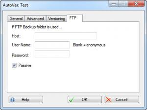 Enlarge AutoVer Screenshot