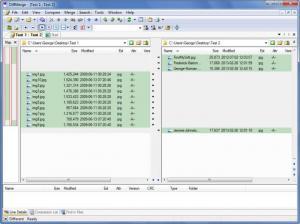 Enlarge DiffMerge Screenshot