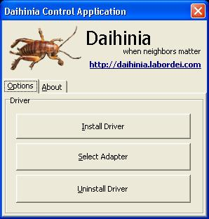 Enlarge Daihinia WiFi Relay Screenshot