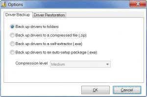 Enlarge Driver  Magician Screenshot