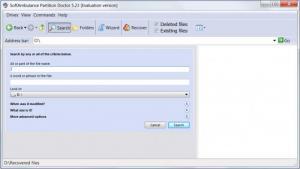Enlarge SoftAmbulance Partition Doctor Screenshot