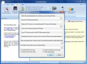 Enlarge EaseBackup Screenshot