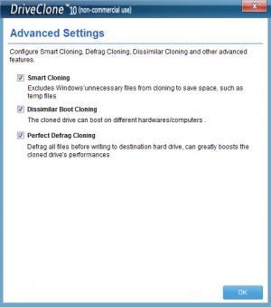 Enlarge  DriveClone Screenshot