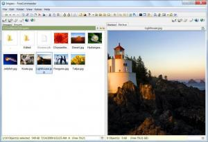 Enlarge FreeCommander Screenshot